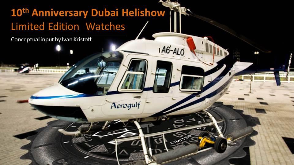 DUBAI HELISHOW HELICOPTERS