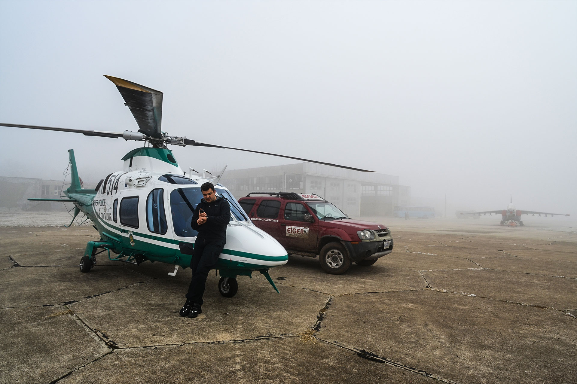 MISSION POSSIBLE : Air to AirRescue