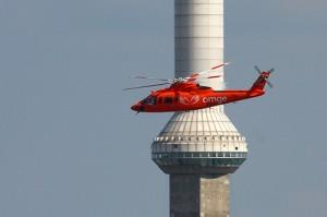 CN Tower Antenna mast