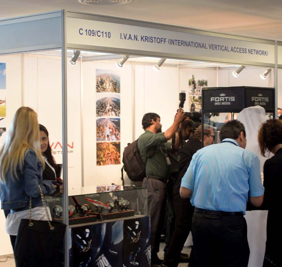 CN Tower Helicopter Emergency Photo Exhibition