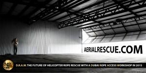 aerial rescue in Dubai