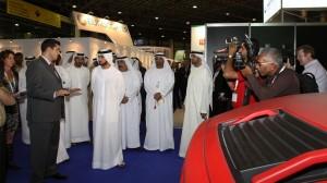 His Highness Sheikh Majid bin Mohammed bin Rashid Al Maktoum