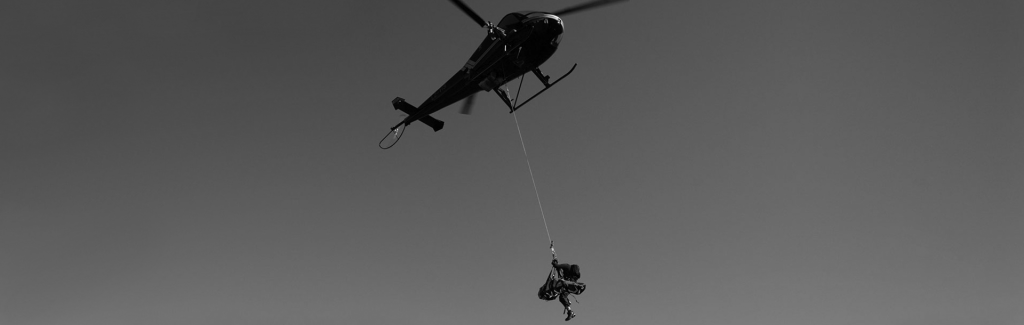 Extreme Aerial Rescue