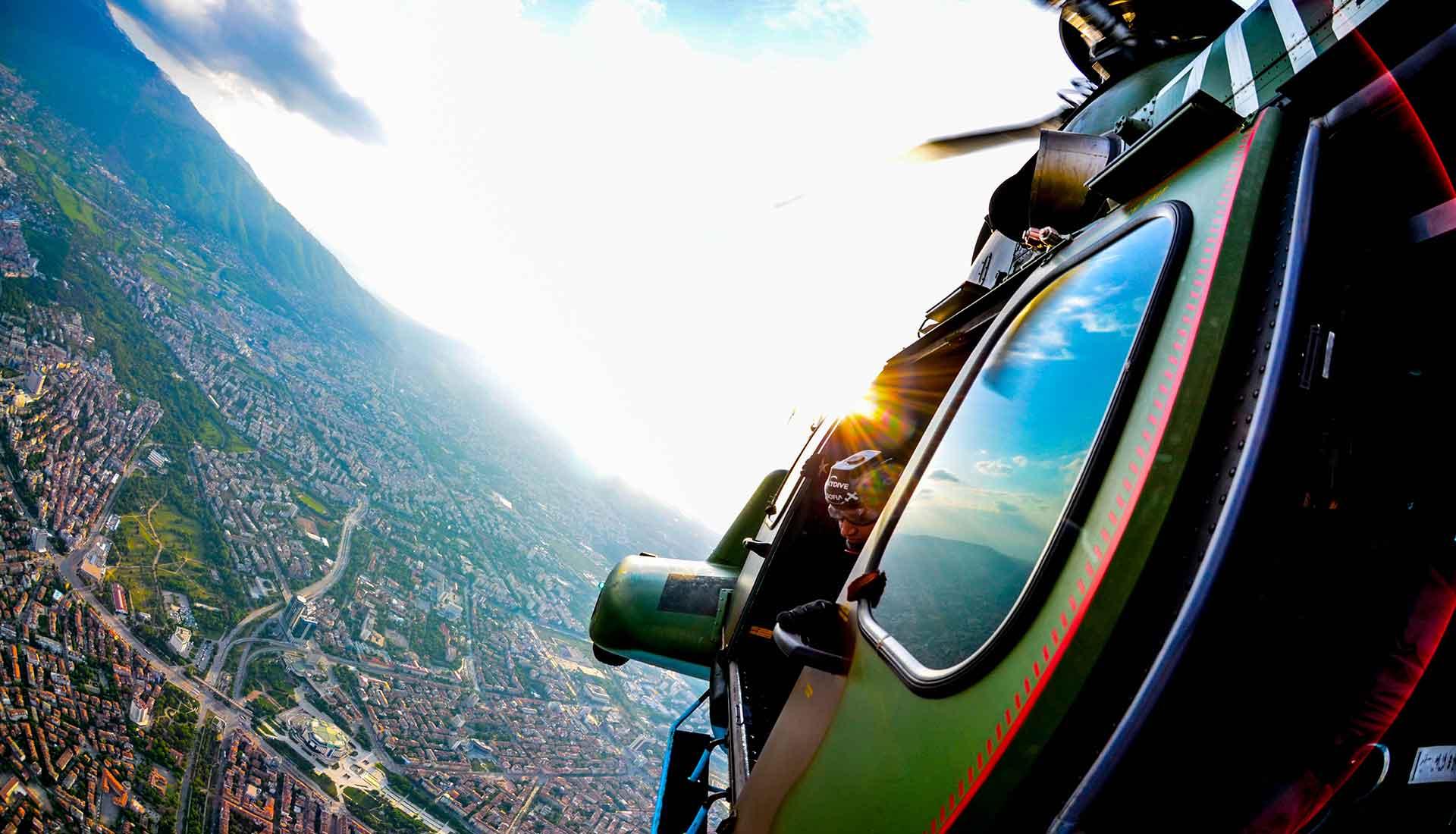 За авиацията