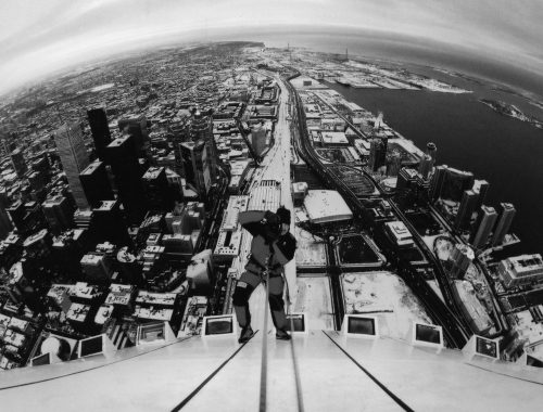 Air Rescue for Super High Rise